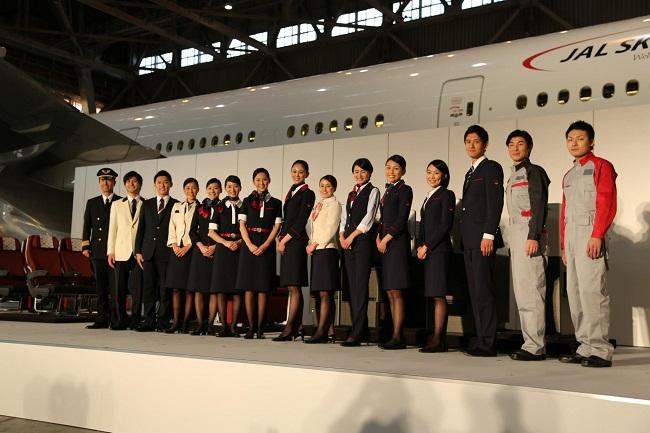 Vé máy bay giá rẻ hãng Japan Airlines