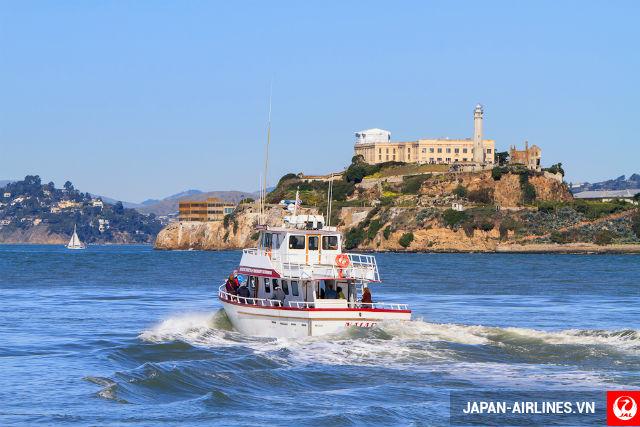 Cùng vé máy bay đi San Fancisco khám phá nhà tù Alcatraz
