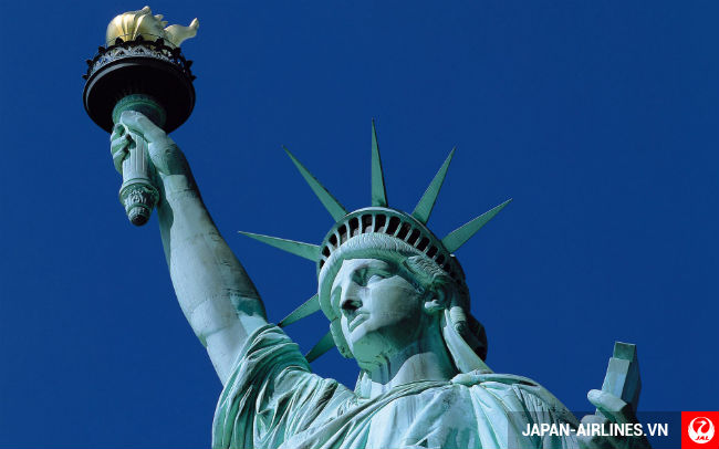 ve may bay di new york gia uu dai
