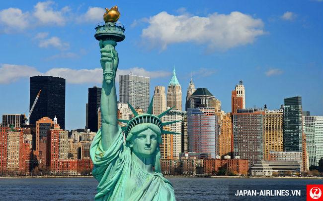 ve may bay di new york gia ca phai chang