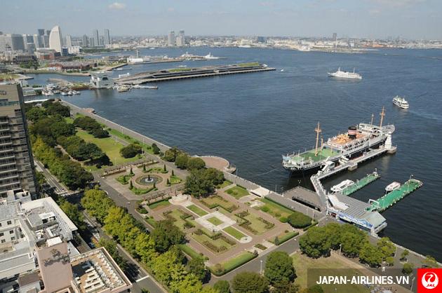 mua vé máy bay đi Nhật Bản