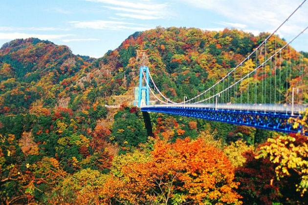 Tận hưởng sự tuyệt vời ở núi Nasushiobara Nhật Bản