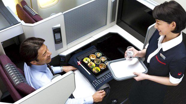 mua vé máy bay Japan Airlines giá tốt