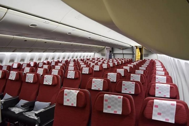vé máy bay japan airlines khuyến mãi