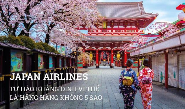 Hướng dẫn kiểm tra lịch bay của  Japan Airlines