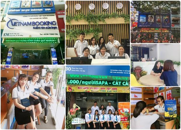 Phòng vé của Vietnam Booking Tp.HCM