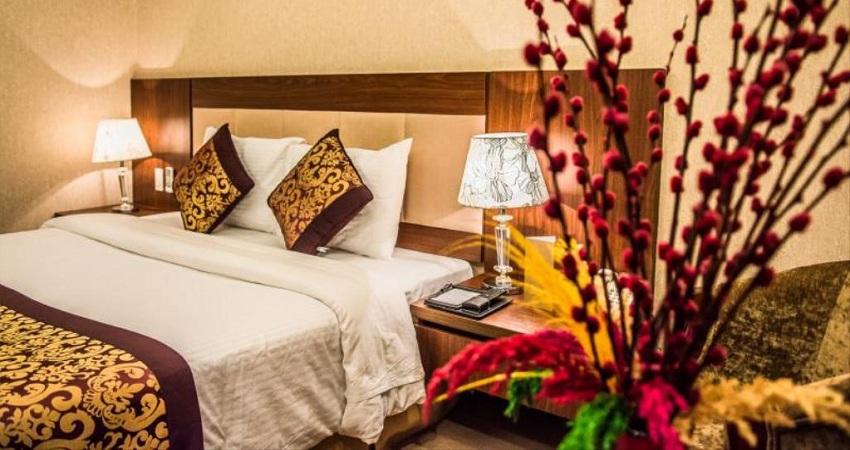 Phòng giường đôi Khách sạn Mường Thanh  Vũng Tàu