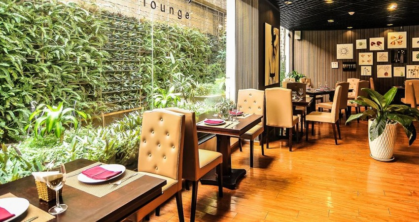 Nhà hàng Khách sạn Mường Thanh  Vũng Tàu
