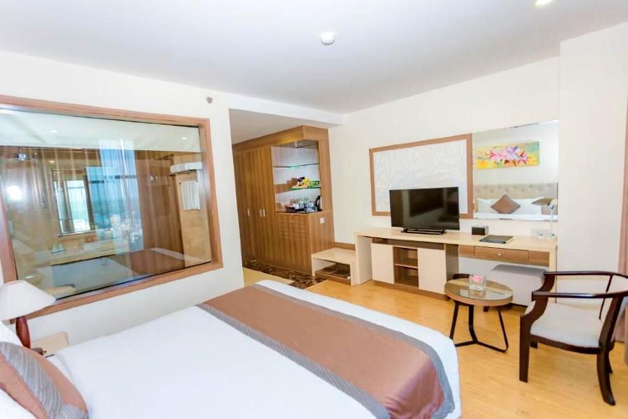 Phòng deluxe Khách sạn mường thanh quảng nam