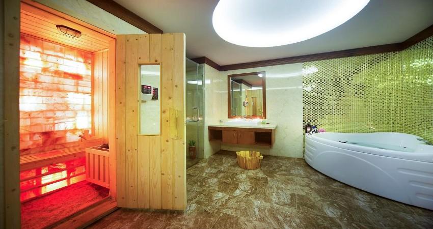 Phòng xông hơi Khách sạn mường thanh quảng nam