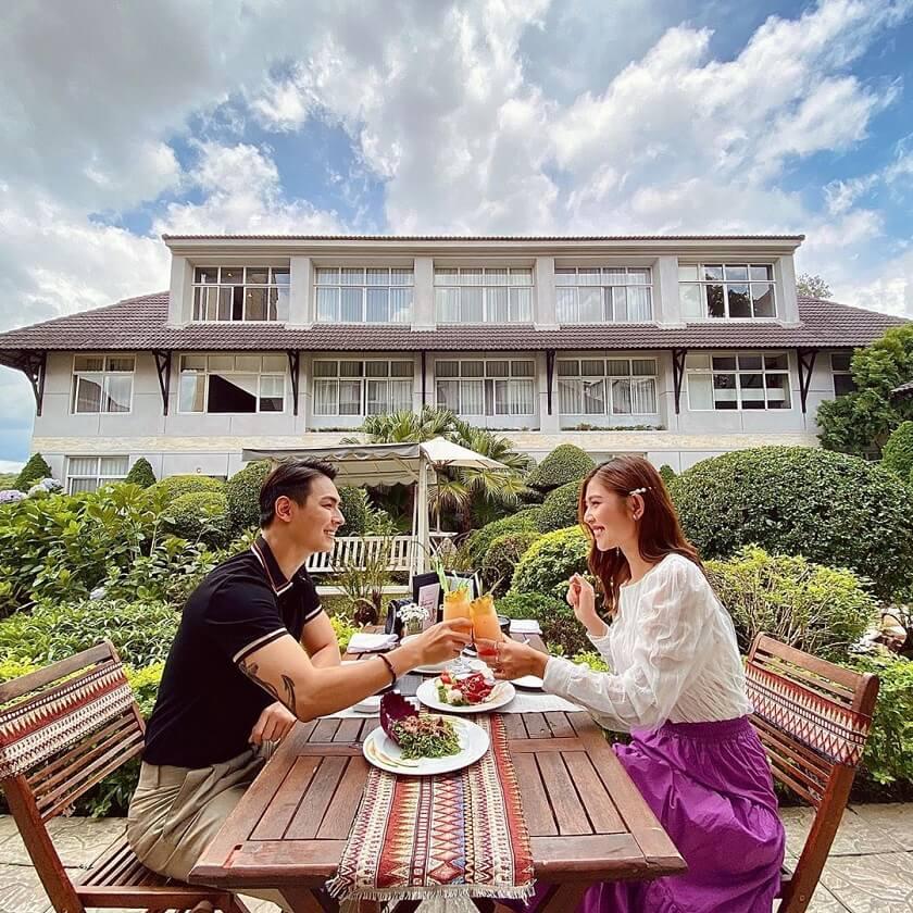 Nhà hàng Khách sạn Mường Thanh Đà Lạt