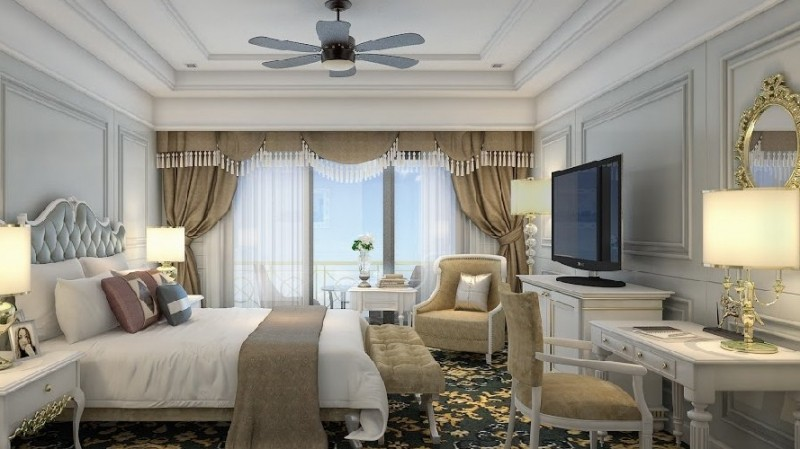 Phòng suite Vinpearl Discovery 1 nha trang