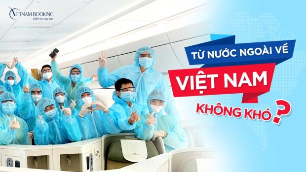 vé máy bay về Việt Nam