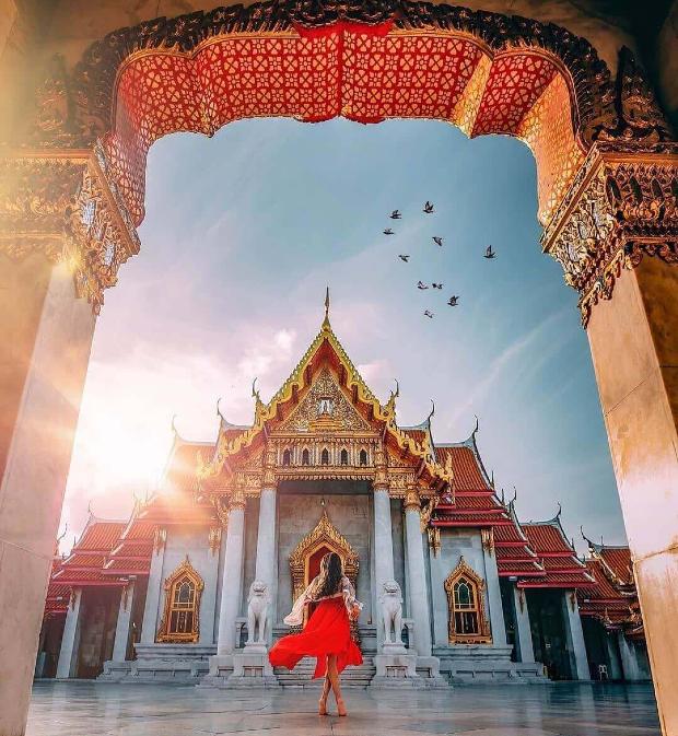 vé máy bay Bangkok