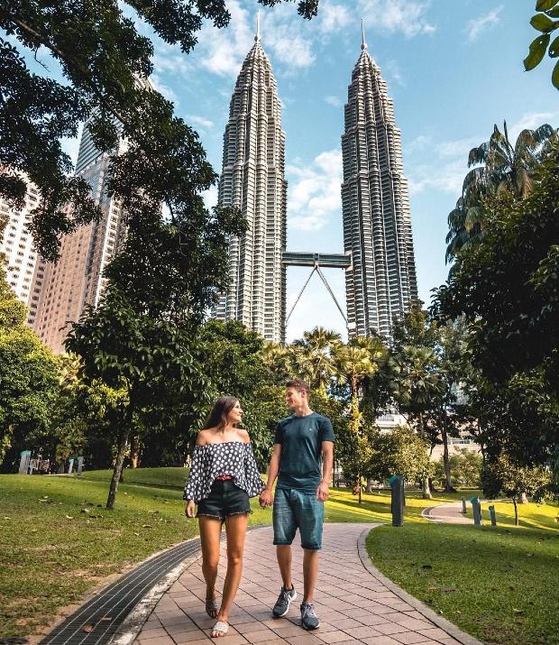 Tháp đôi Petronas