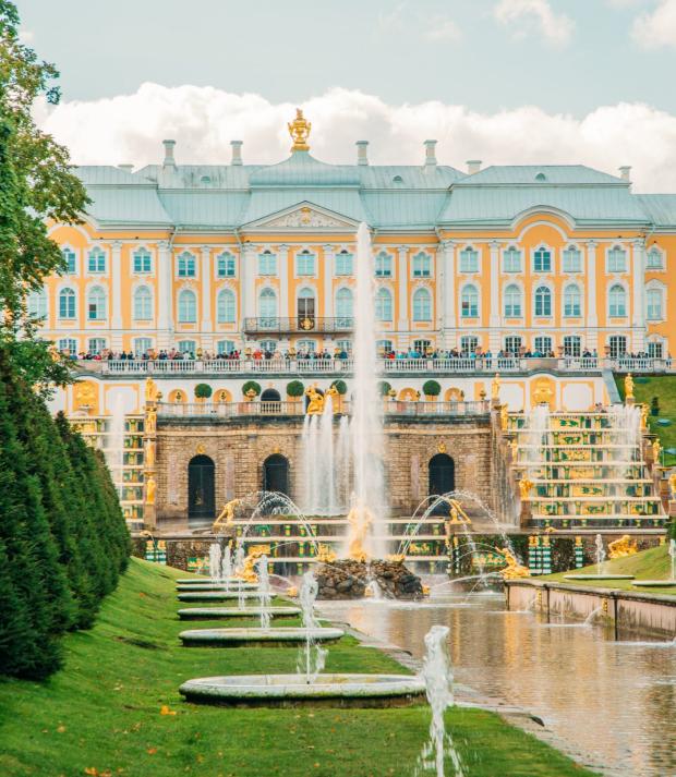 Cung điện Peterhof Nga