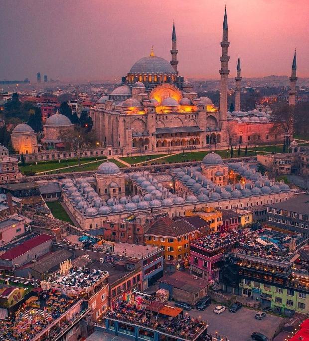 vé máy bay đi Thổ Nhĩ Kỳ