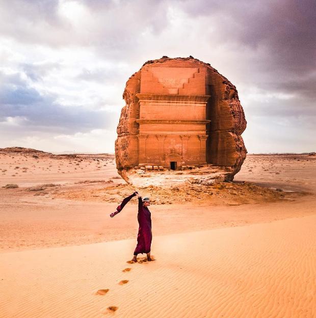 vé máy bay đi Ả Rập Xê Út giá rẻ