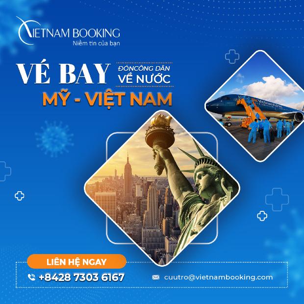 Đã có lịch khai thác chuyến bay từ Mỹ về Việt Nam mới nhất 2021