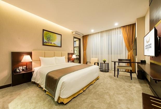 Khách sạn cách ly dành cho F1 F2 F3 tại Hồ Chí Minh