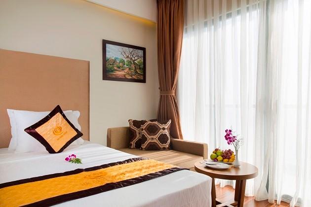 cập nhật danh sách khách sạn cách ly tại Cam Ranh