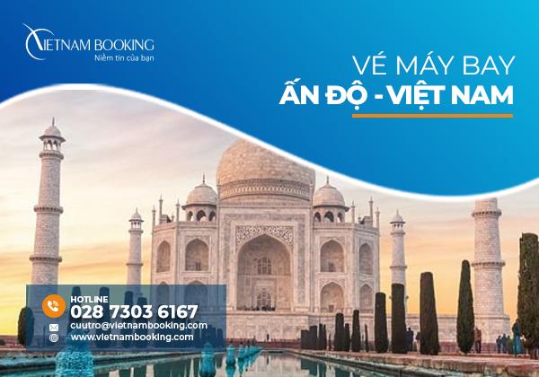 Vé máy bay từ Ấn Độ về Việt Nam, Update lịch bay tháng 10