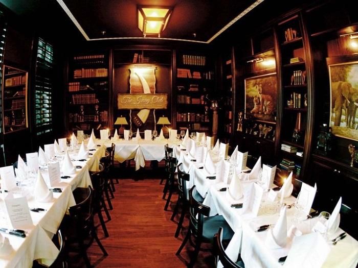 Top 10 nhà hàng nổi tiếng nhất Frankfurt bạn nên biết