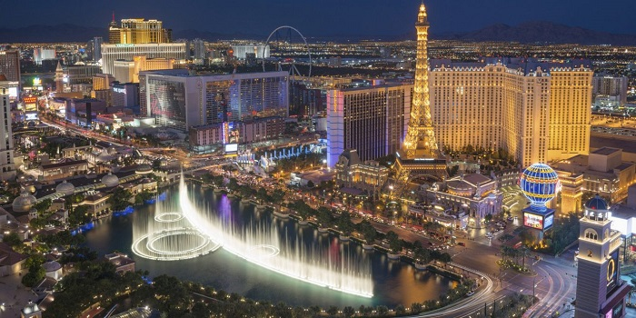 Du lịch Las Vegas - thiên đường giải trí hàng đầu nước Mỹ
