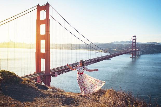 Vé máy bay từ Đà Nẵng đi San Francisco giá rẻ