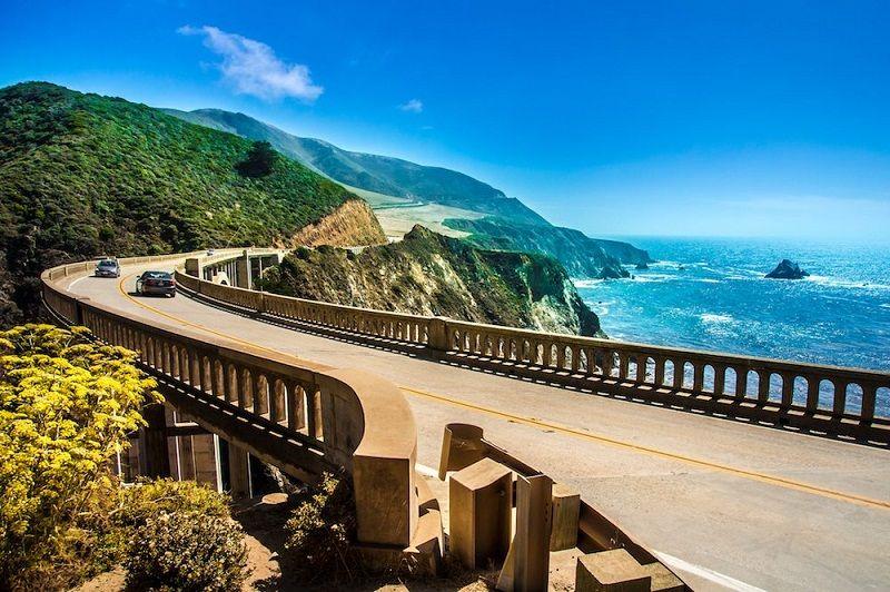 Hãy đến California và tận hưởng một kỳ nghỉ tuyệt vời trên bãi biển